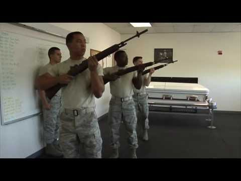 To Honor Others - Honor Guard instructor at Davis-Monthan AFB | MiliSource