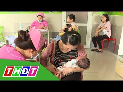 Những lưu ý khi tiêm ngừa cho trẻ | Sức khỏe sinh sản - 08/12/2018 | THDT
