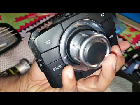 DIY- How to Fix or Repair or Replace the command console control knob on Mazda 6