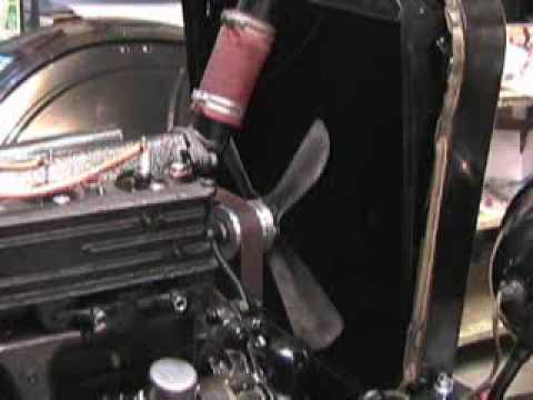 model t motor rebuild