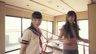 セルフ亀甲縛りをマスターしたグラビアアイドル春野恵、それを引くグラ...