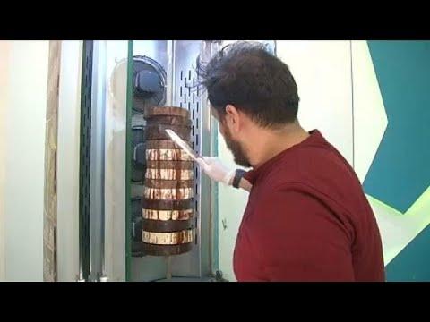 شاورمة شوكولاتة قنبلة المطعم المصري  - نشر قبل 2 ساعة