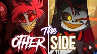 The Other Side (Alastor \u0026 Husk's Song) | Hazbin Hotel