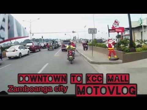 Downtown to KCC Mall Zamboanga City | Motovlog 5