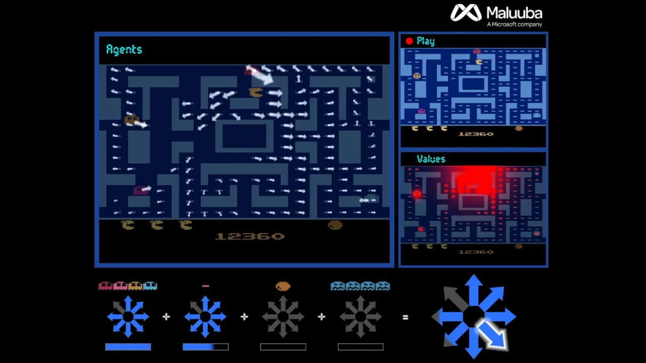 Divide and conquer: How Microsoft researchers used AI to master Ms  Pac-Man