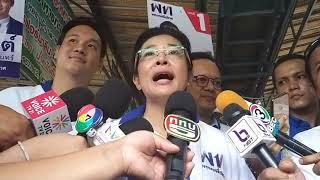 'สุดารัตน์' บอกประชาชนอย่าท้อ ให้เลือกพรรคเพื่อไทย เอาชนะเสียง 250 ส.ว.