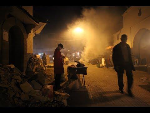 RABAT : La Cathédrale et la Médina de nuit (images inédites)