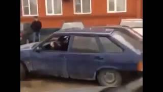 Чеченская свадьба,борьба за почетное место.
