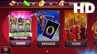 KONAMI Slots - Casino Games Game Review 1080p Official PlayStudios  2016