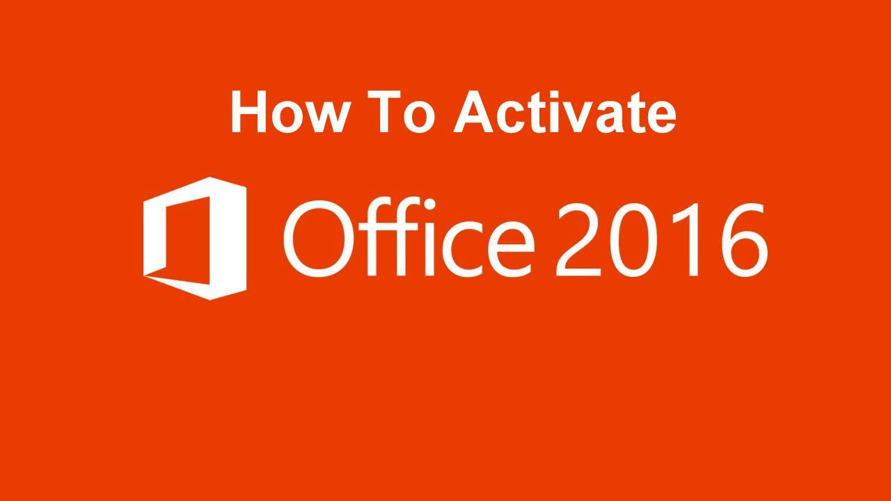 activate microsoft office 2016 using kmsauto