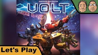 VOLT - Brettspiel - Let