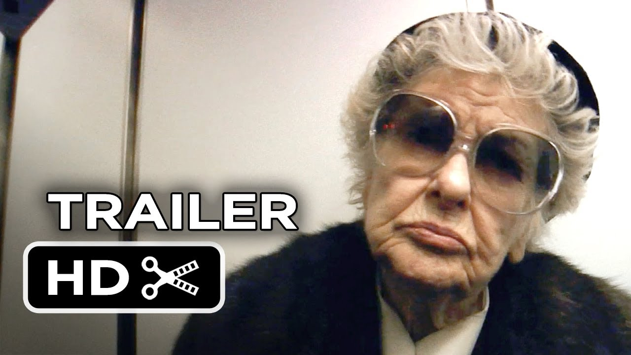 Elaine Stritch: Shoot Me Official Trailer 1 (2014) - Documentary HD