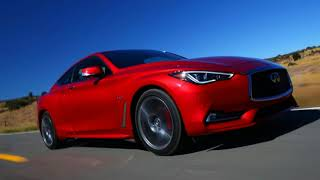 WOOW !! 2018 Infiniti  Red Sport Q60 400 Review
