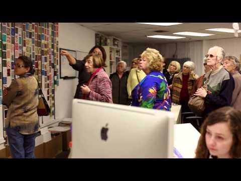 Hoffman California Fabrics Tour
