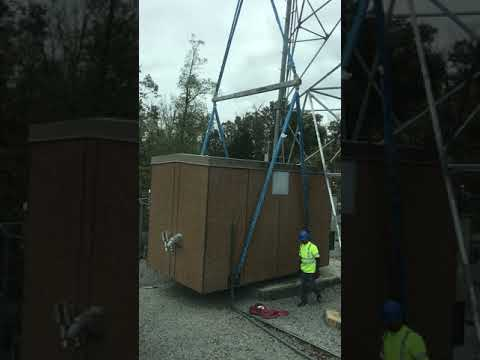 CellSite Solutions: Telecommunication Shelter Removal