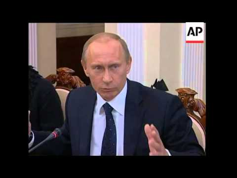 Russian president makes gas offer to Romania