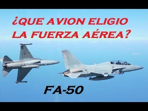 Nuevos Cazas Argentinos ¡¡Ni Chinos , Ni Rusos!! - KAI FA50