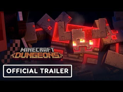 Minecraft Dungeons - Official Opening Cinematic Trailer
