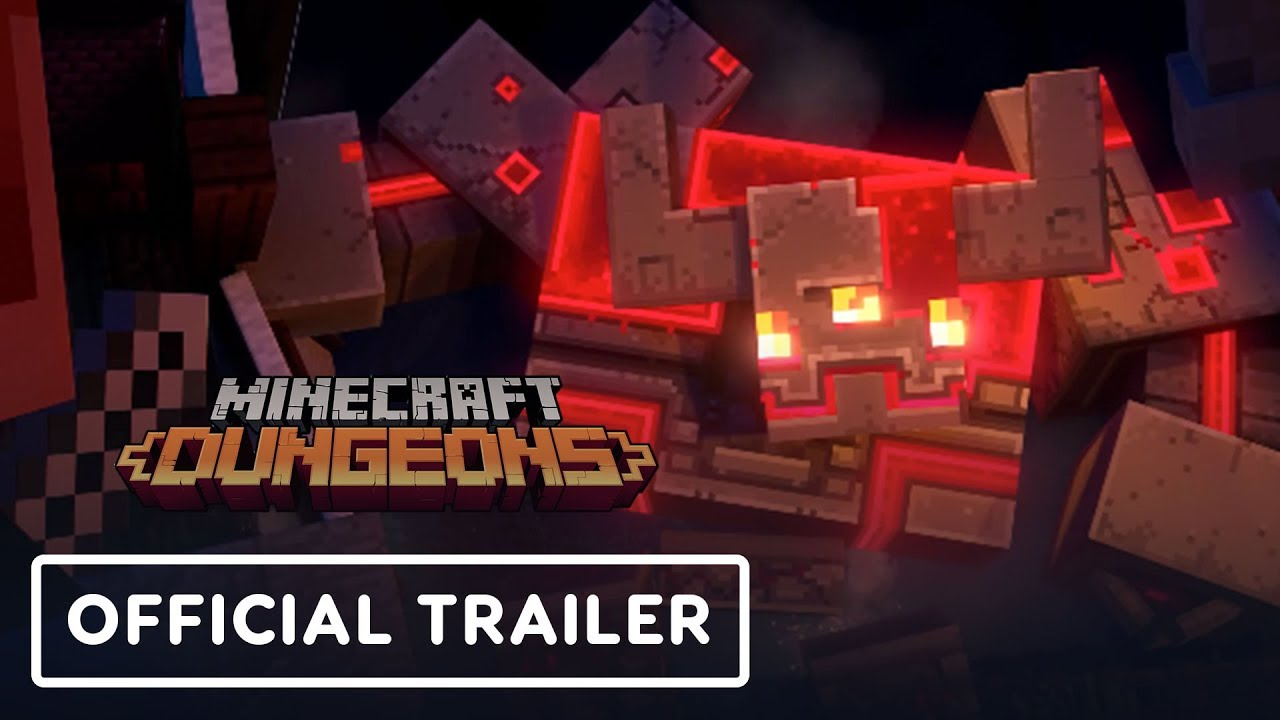 Minecraft Dungeons Official Opening Cinematic Trailer