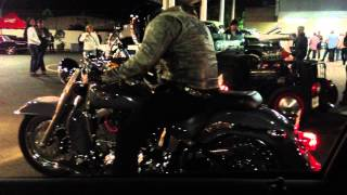 Harley Davidson Fat Boy Exhaust Sound