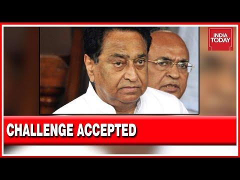Congress Leaders Of Madhya Pradesh Meet In Bhopal, Kamal Nath Accepts Floor Test
