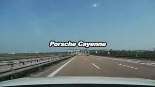 ポルシェ新型カイエン・ターボ /Porsche New Cayenne Turbo