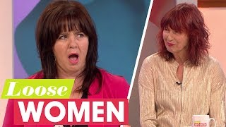 Janet is Extremely Jealous of Coleen's Lunch Date with Eamonn Holmes | Loose Women