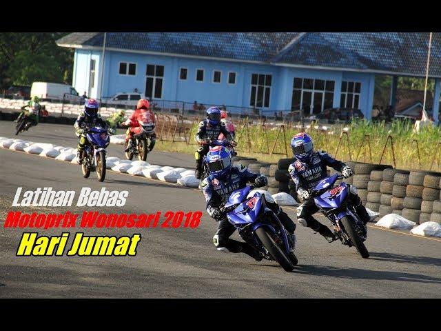 Motoprix Wonosari 2018 Hari Jumat