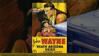 NEATH THE ARIZONA SKIES | John Wayne | Full Length Western Movie | English | HD | 720p