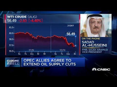 Correction in oil prices short-term: Former Saudi Aramco VP