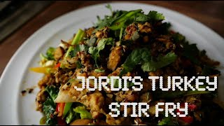 Turkey Stir Fry Recipe Video