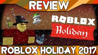 ROBLOX Holiday 2017 [ROBLOX Event Review]