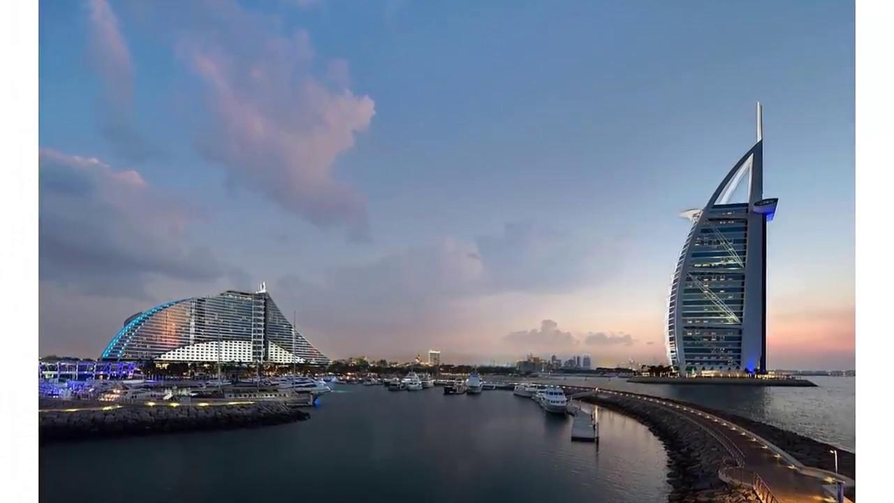 Jumeirah Beach Hotel 5 Star Hotels In Dubai Youtube