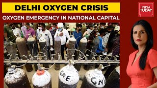 Delhi Descends Into Covid Hell: Oxygen Emergency In National Capital | To The Point (Full Video)