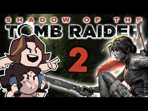 Shadow of the Tomb Raider: Dia de los Muertos - PART 2 - Game Grumps |