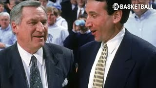 DEAN SMITH: Coach K on his Rival   Premieres March 25th