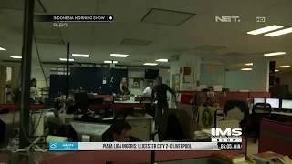 Detik Detik Gempa 7,1 SR yang Mengguncang Meksiko