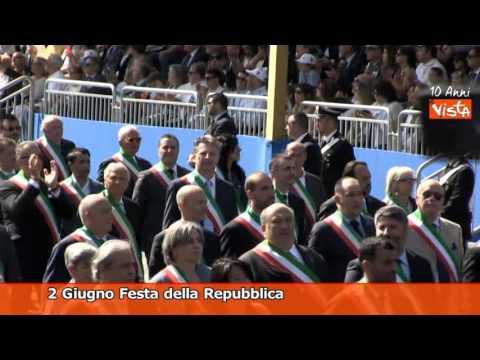 Tg Montecitorio 2 Giugno, Festa della Repubblica