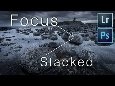 How I Focus Stack
