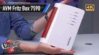 Der neue Super-Router: Die AVM FritzBox 7590 ist da!