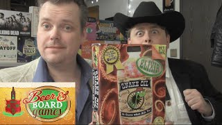 Snake Oil (from Apples To Apples) - Beer and Board Games