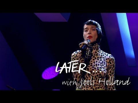 St Vincent - New York - Later… with Jools Holland - BBC Two