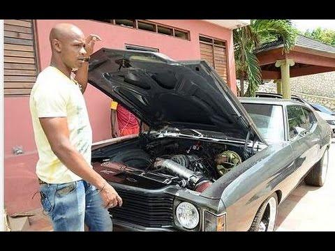 Asafa's Auto