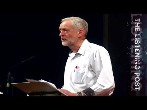 The Listening Post - UK media's obsession with Jeremy Corbyn  (Lead)