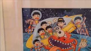 Saitama Kommunalen Cartoon Art Museum: Fujio Akatsuka Ausstellung (Osomatsu-kun & co.) 漫画会館:赤塚不二夫展