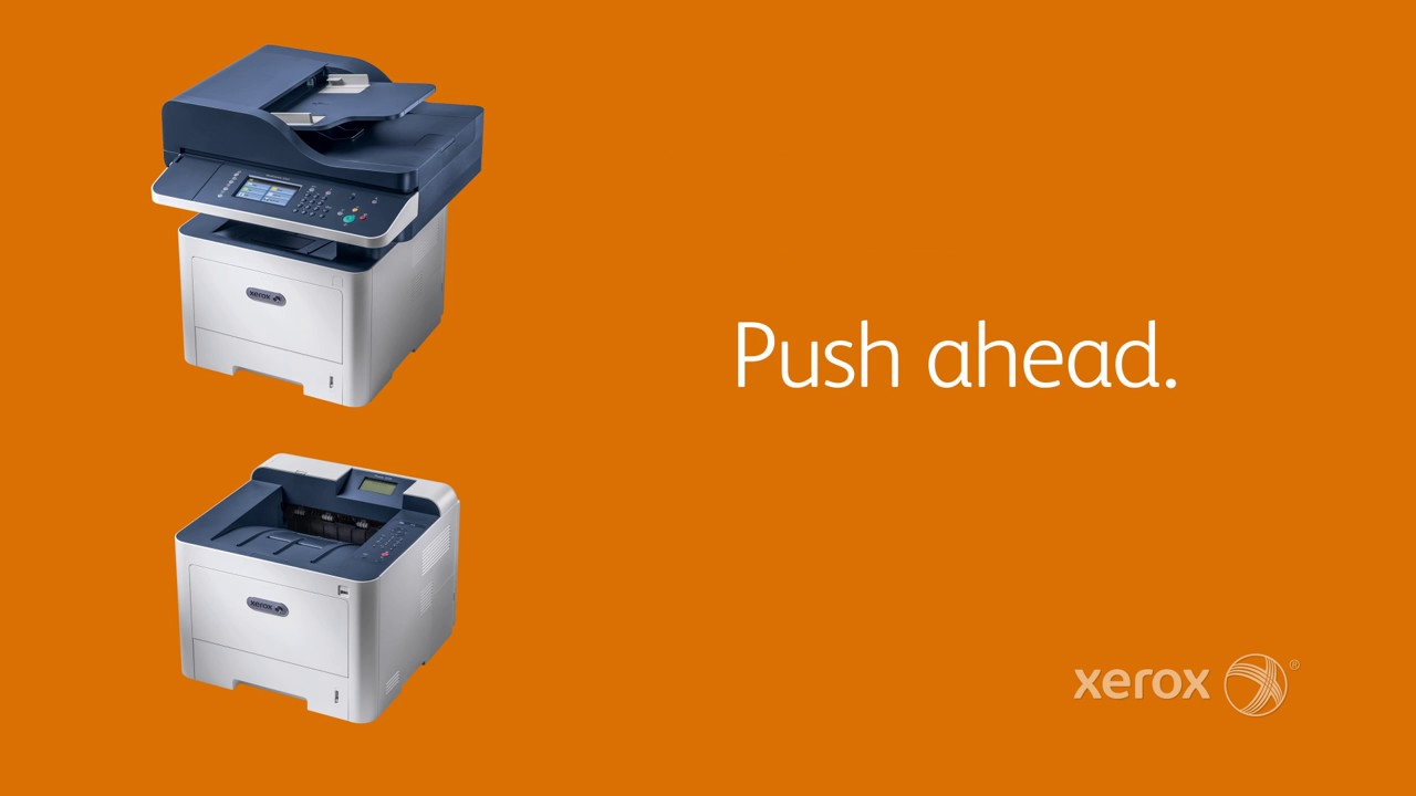 Easy and Able: Xerox® WorkCentre® 3335/3345 Multifunction Printer and  Xerox® Phaser® 3330 Printer
