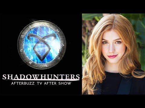 Shadowhunters Season 2 Episode 12 Review w/ Kat McNamara | AfterBuzz TV