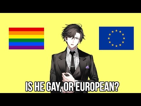 Lyrics gay or european