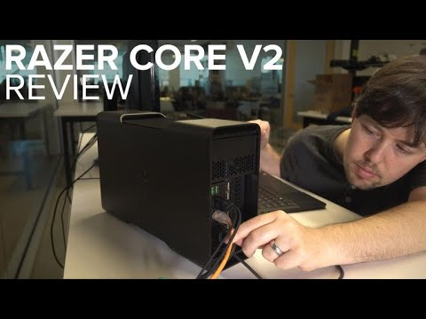 Razer Core v2 review: A taste of PC gaming's future