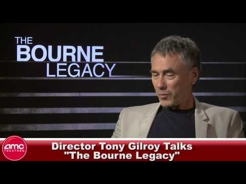 Director Tony Gilroy Talks The Bourne Legacy